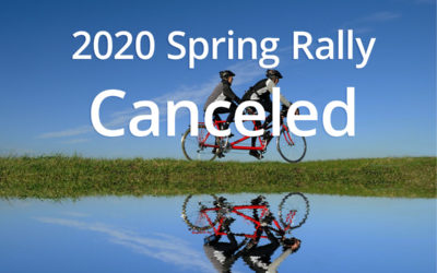 Spring Rally 2020 Cancelled