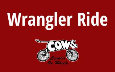 Wrangler Ride in Oneida County — Oct. 2-3, 2021